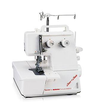 Bernina 009dc, serger, for beginners