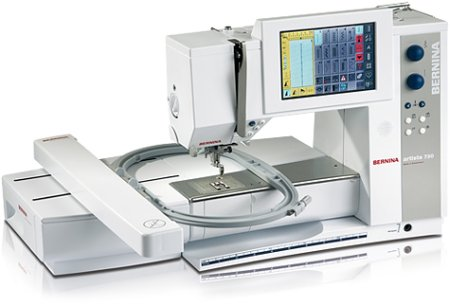 Bernina 730 embroidery sewing machine
