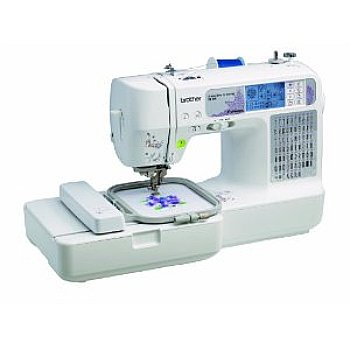 Brother SE-400 Embroidery Machine