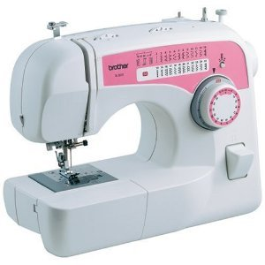 Photo of a Brother XL2610 sewing machine