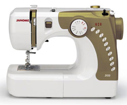 Janome 3125, a good childrens sewing machine