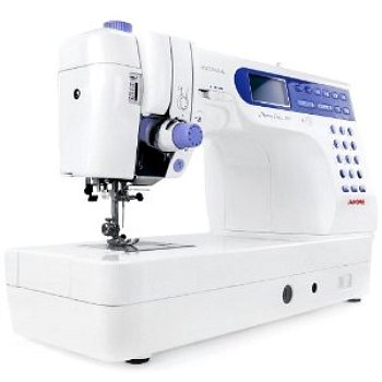 Janome 6500 embroidery sewing machine