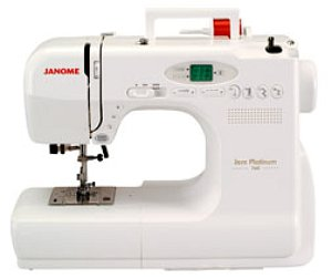 Janome 760 Sewing Machine