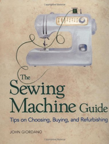 sewing machine guide book