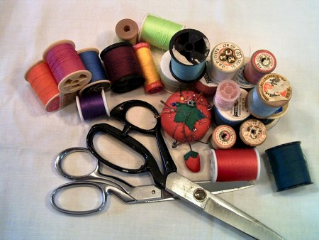 Sewing notions are the tools you need to sew