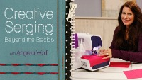 CREATIVE SERGING VIDEO COURSE
