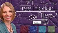 FREE MOTION QUILTING VIDEO COURSE