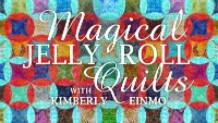 Course on making jelly roll quilts