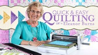 Quick and Easy Quilting video course
