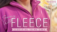 Course on sewing fleece