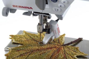 Picture of Bernina 730 stitch regulator