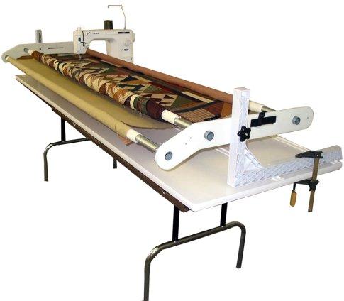 Handi Quilter II machine quilting frame