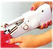 Handy Stitch Hand Held Sewing Machine