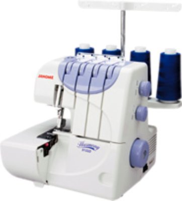 Janome Serger Reviews