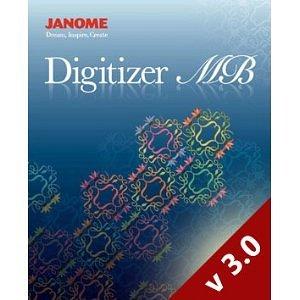 Janome Digitizer Pro MB
