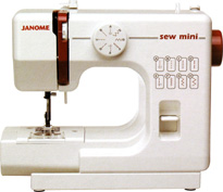 Photo of Janome Sew Mini sewing machine
