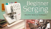 Beginner serger course