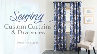 Sewing curtains course